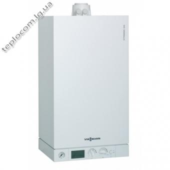 Котел газовый VIESSMANN VITOPEND 100-W WH1D 23кВт (турбированный)